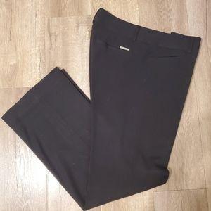 Michael Kors black dress slacks